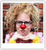 Nina Levine: Theatrical Clown & Teacher